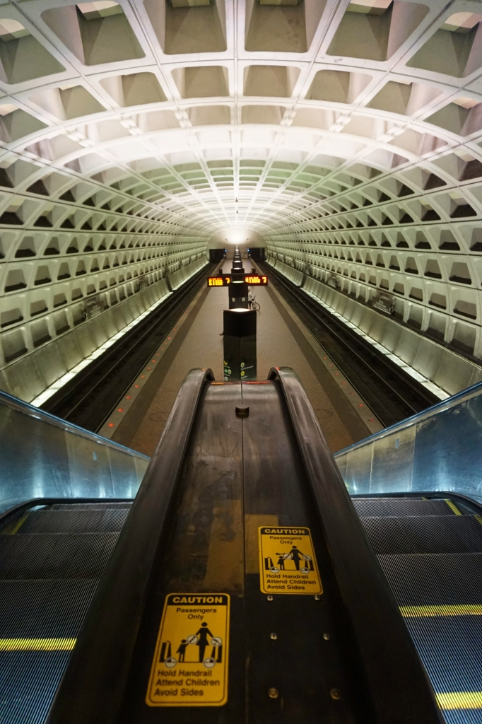 Washington D.C. Subway